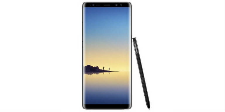 Android 8.0 Oreo per Galaxy Note 8 arriva in Italia per i dispositivi no brand