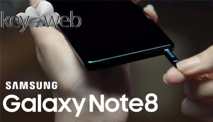 Offerta Galaxy S8/S8+ e Note 8 con supervalutazione dell'usato fino a 600 euro grazie a Samsung