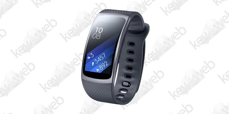 Samsung Gear Fit 2 si aggiorna con il monitoraggio continuativo della frequenza cardiaca