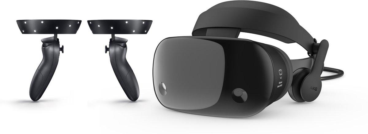 Samsung lancia il suo primo visore per la Mixed Reality di Windows