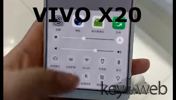 Vivo X20 è stato completamente smascherato dall'ultimo video hands-on