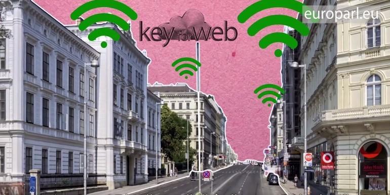 WiFi4EU, il programma UE per l'accesso gratuito al web