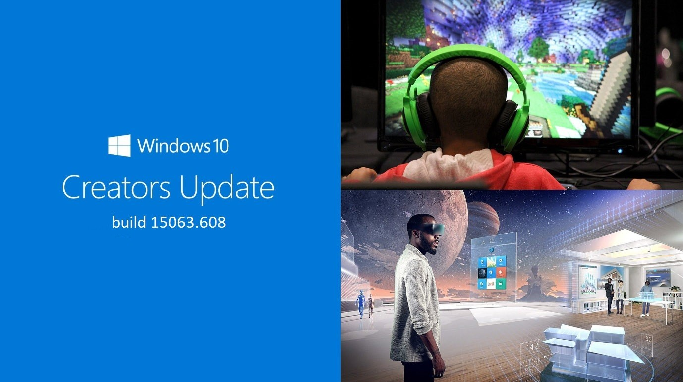 Windows 10 build 15063.608 del 12 settembre disponibile per PC e Smartphone