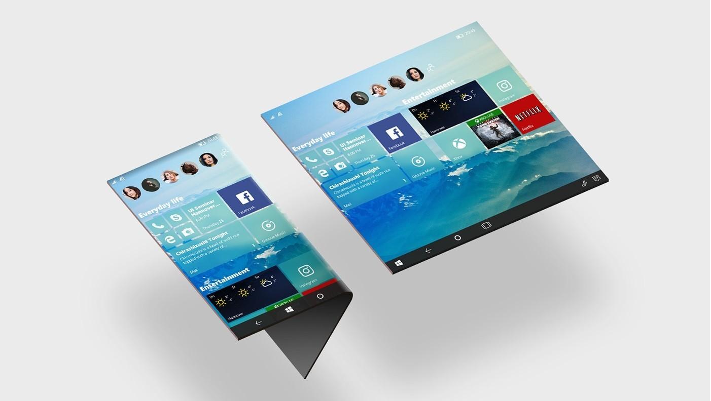 Windows Core OS, ecco come evolve Project Andromeda