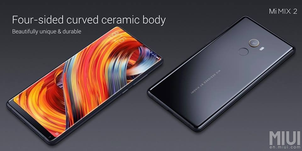 Xiaomi Mi MIX 2 reale