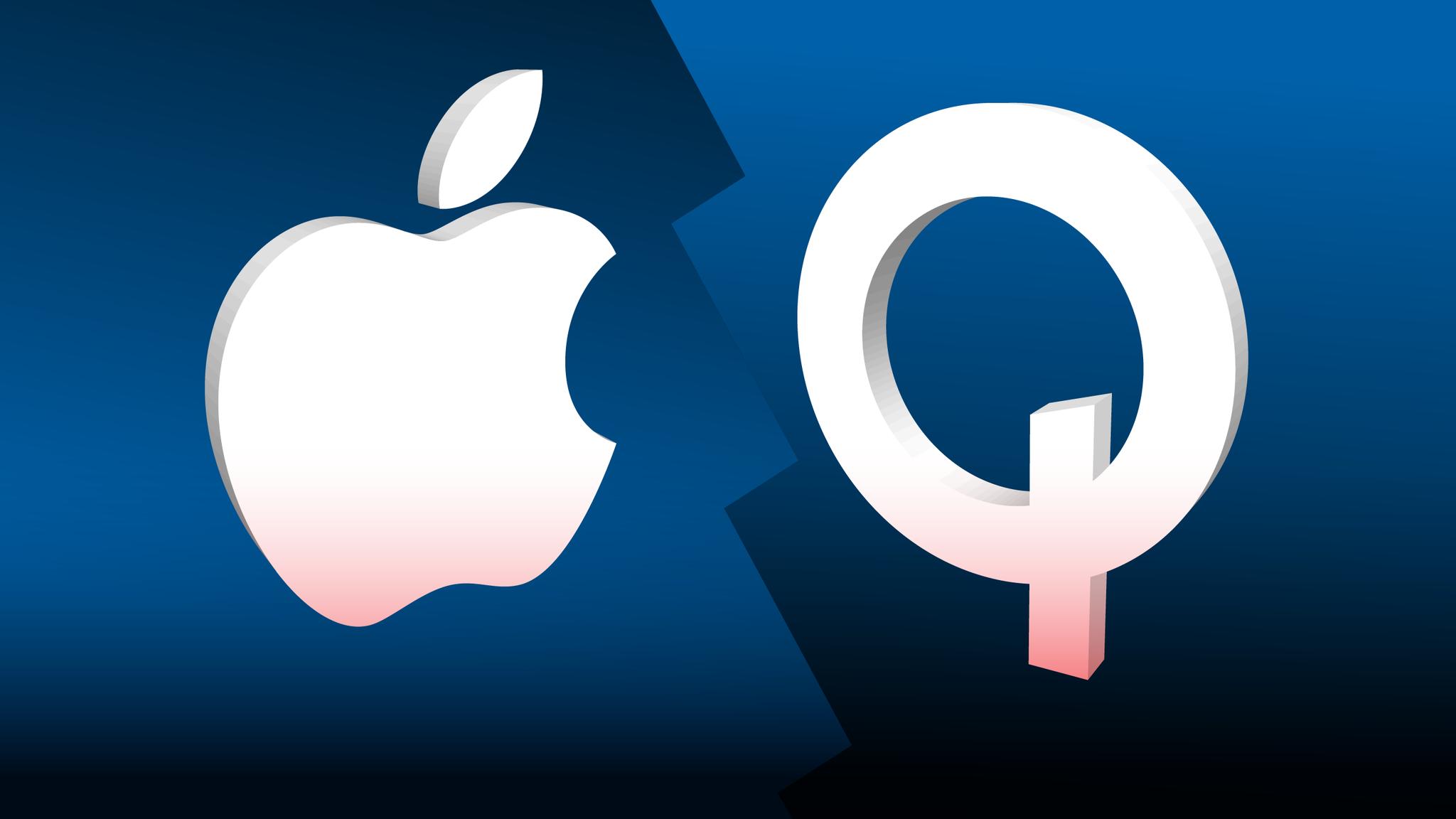 Qualcomm snobba Apple con le tecnologie introdotte in anticipo fino ad oggi