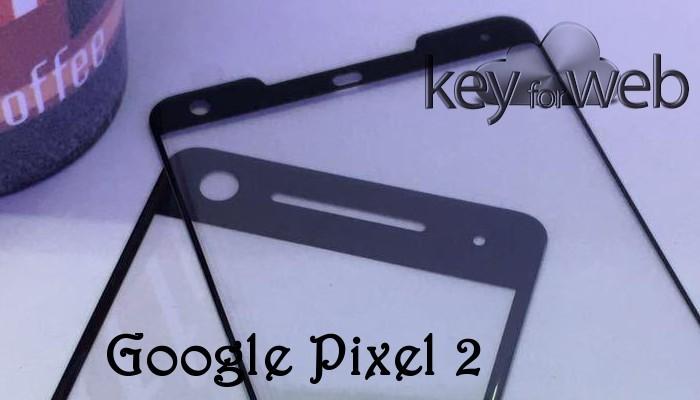 Google Pixel 2 non ha più segreti, ecco i proteggi schermo che ne svelano il design