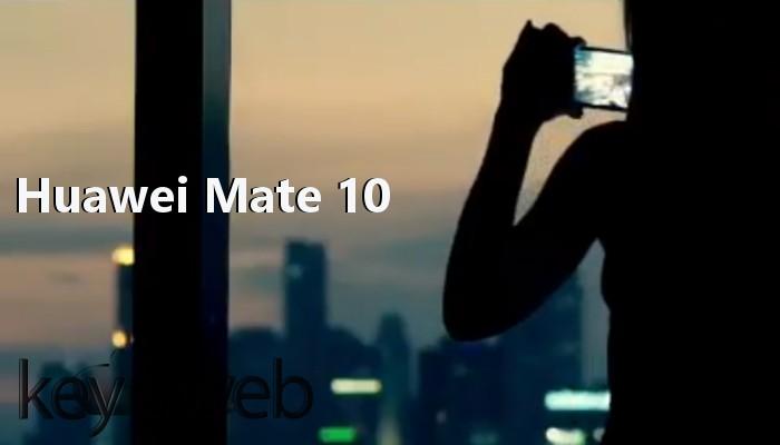 """Huawei Mate 10 """"non è uno smartphone"""", online il nuovo teaser"""