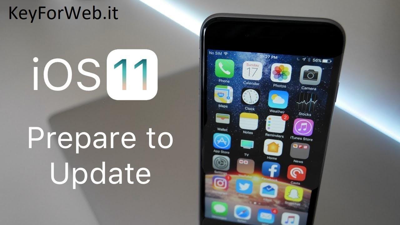 Quando e a che ora l'aggiornamento iOS 11 in Italia: orario uscita il 19 settembre, iPhone compatibili