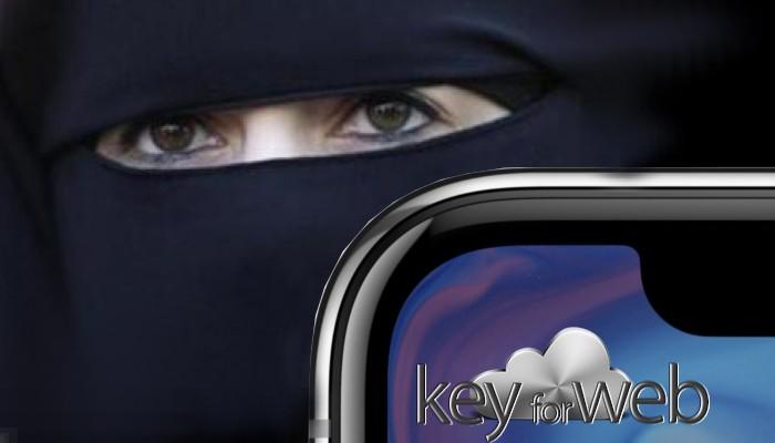 iPhone X va contro l'Islam: discriminazione per le donne che indossano il velo