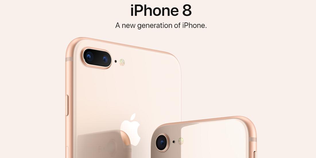 Quanto costa cambiare il vetro posteriore di Apple iPhone 8?