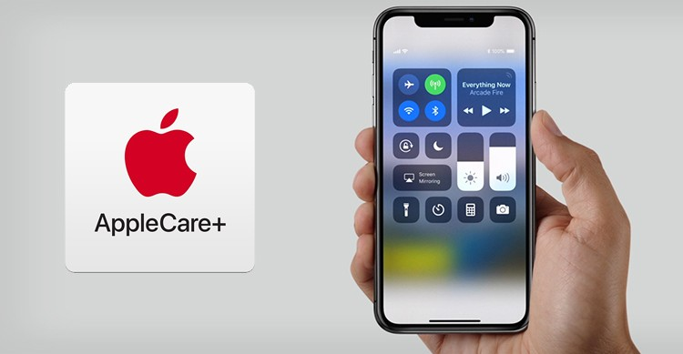 AppleCare su iPhone 8 ed iPhone X
