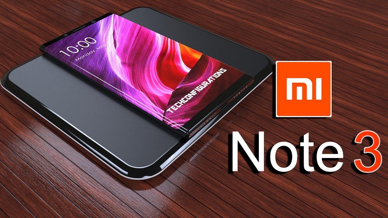 Xiaomi Mi Note 3 verrà presentato ufficialmente insieme al Mi Mix 2