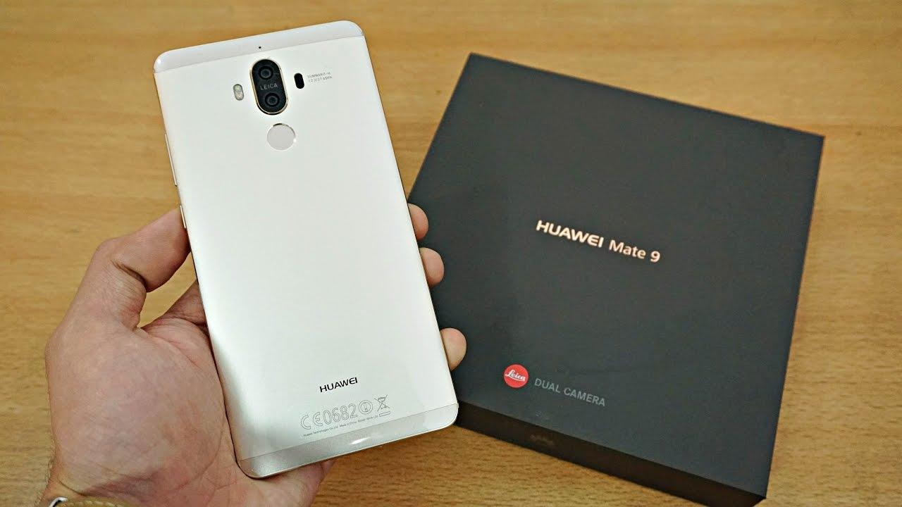 Huawei Mate 9 riceverà presto l'aggiornamento ad Android 8.0 Oreo