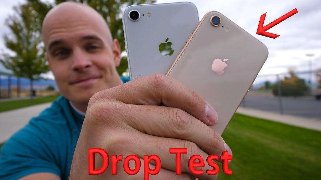 Quanto è resistente il vetro di iPhone 8? Ce lo mostra un video test di JerryRigEverything