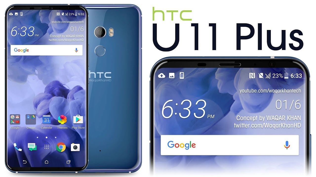 HTC U11 Plus, eccolo nei benchmark con specifiche confermate