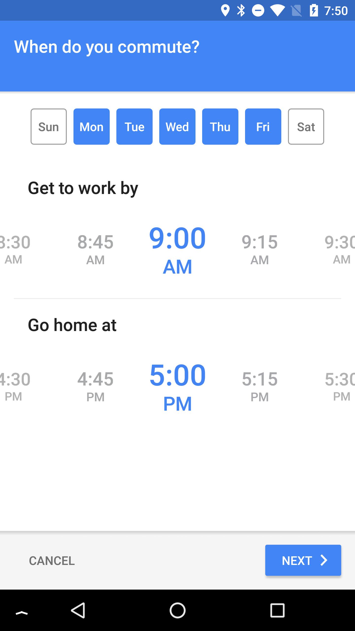 Google Maps si aggiorna per aiutare anche i pendolari