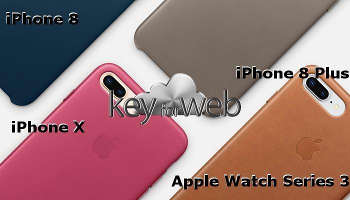 Nuovi iPhone 8, iPhone X ed Apple Watch Series 3, vestili come vuoi grazie al nuovo catalogo accessori