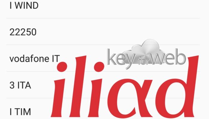 Rete 22250, è Iliad (Ho Mobile) che testa la sua rete in giro per l'Italia, a che punto è la copertura?