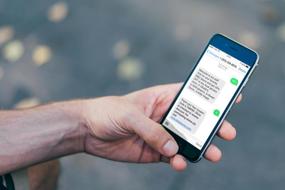 Sorpresa: gli sms tornano a essere uno strumento di promozione business