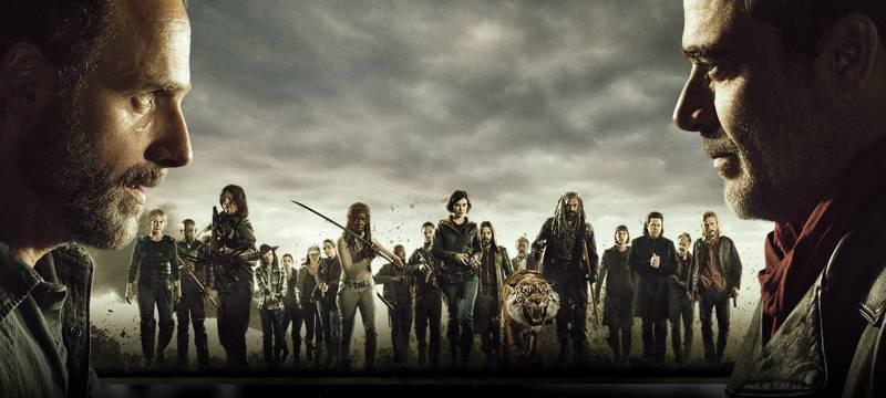 Le serie TV Sky di ottobre: tornano The Walking Dead, American Horror Story: Cult e tanto altro