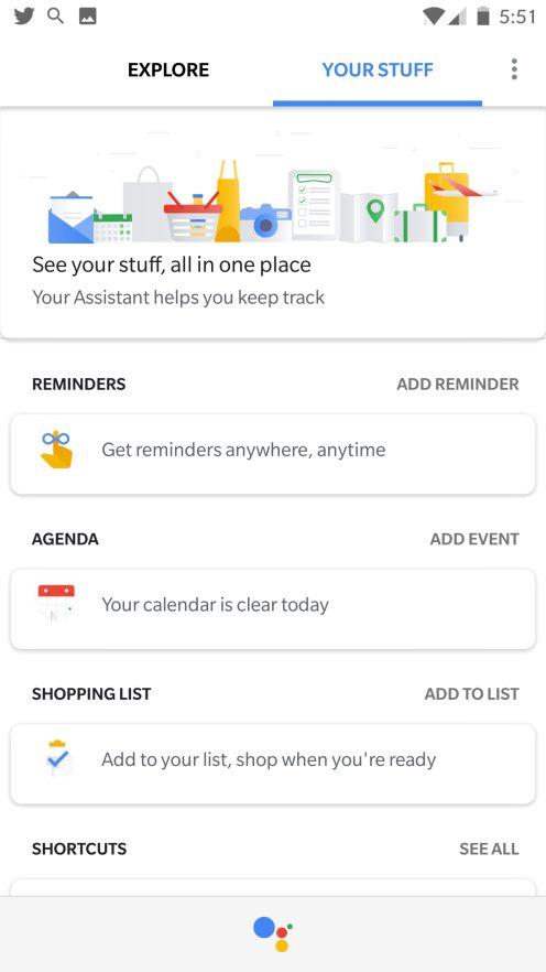 Ricerca Google si rifà il look per Google Pixel 2 e non solo