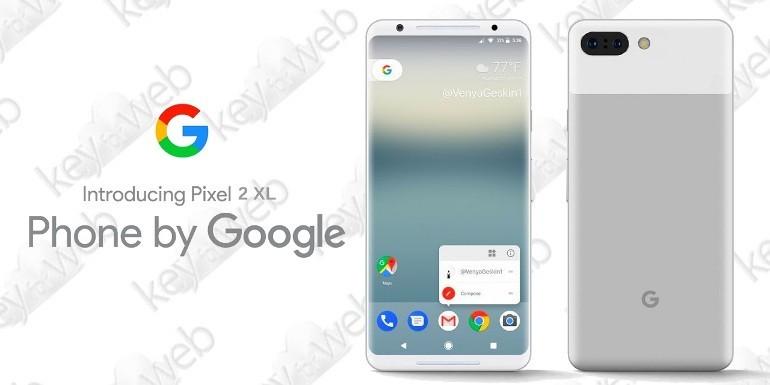 Google Pixel 2, ecco le suonerie predefinite (download)