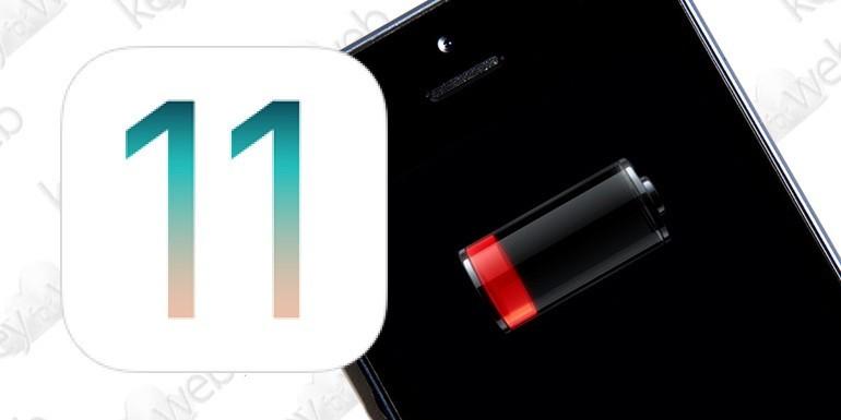 Rilasciato ufficialmente iOS 11.0.3 per iPhone ed iPad ma continuano i problemi della batteria