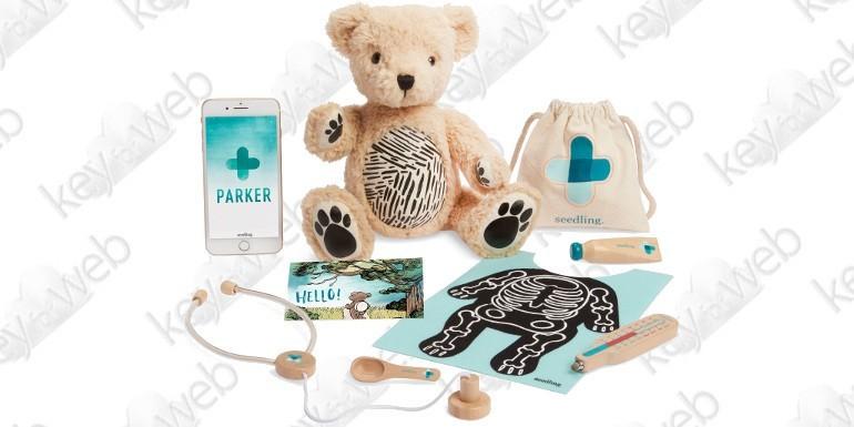 Apple venderà un orsetto da dissezionare in realtà aumentata