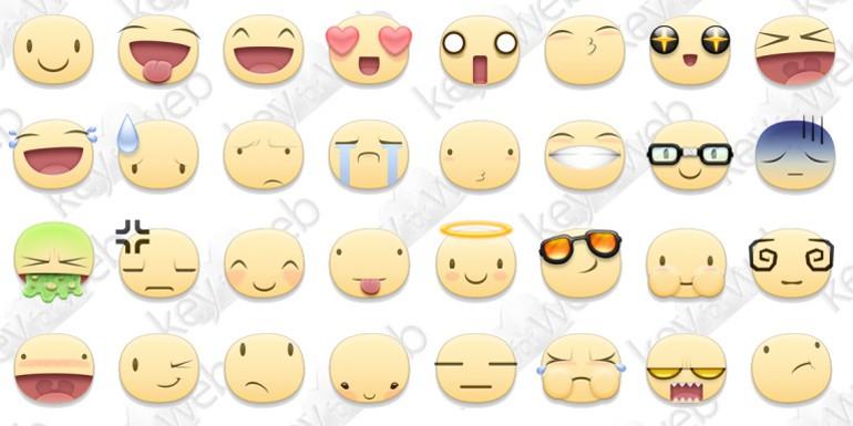 Avvistati i primi sticker su WhatsApp