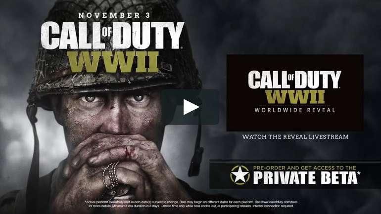 Call of Duty WW2: le novità e i requisiti minimi di sistema