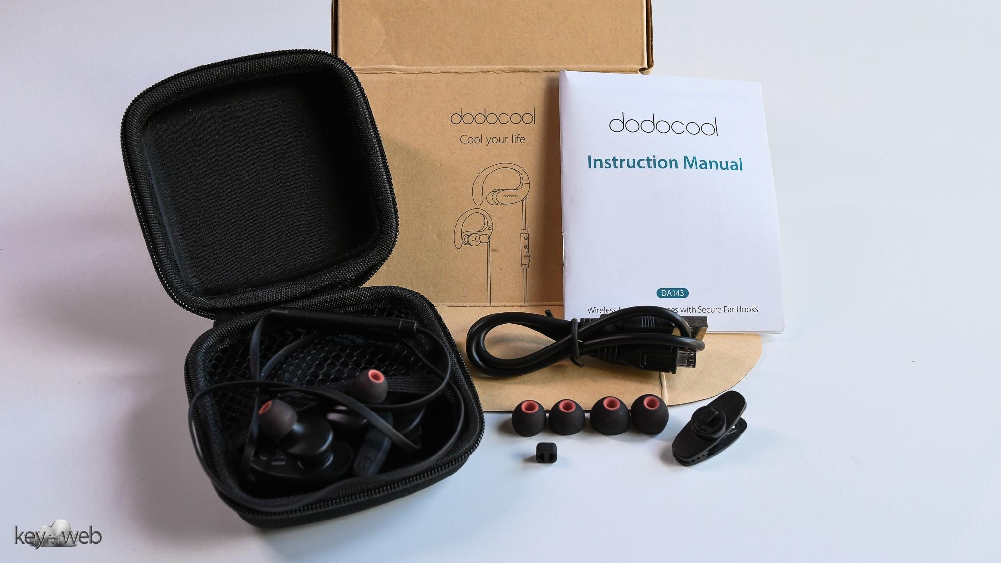 Cuffie Dodocool-DA143