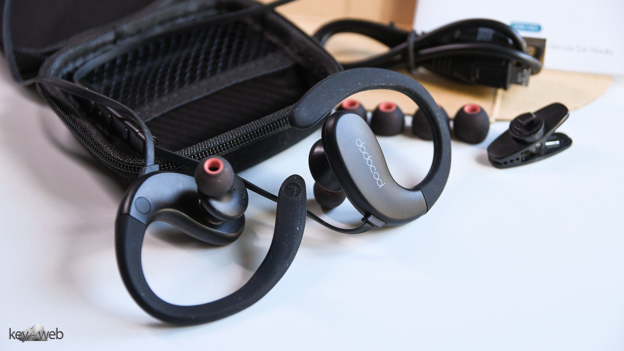 Recensione Dodocool-DA143, auricolari sportivi stereo bluetooth