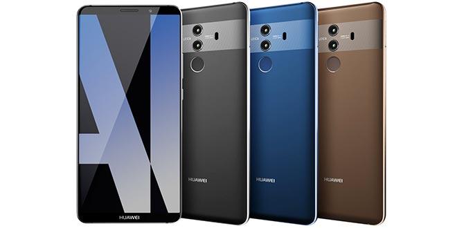 Huawei Mate 10 Pro in tutto il suo splendore grazie al render di evleaks