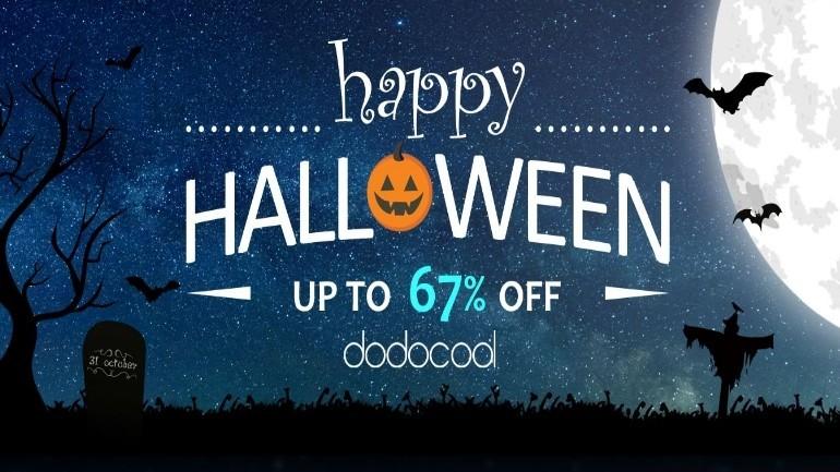 Dodocool sconta da paura ad Halloween