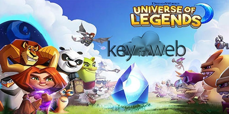 DreamWorks Universe of Legends gratis per iOS e Android