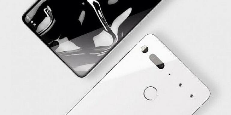 Alcuni Essential Phone potrebbero contenere componenti ricondizionati