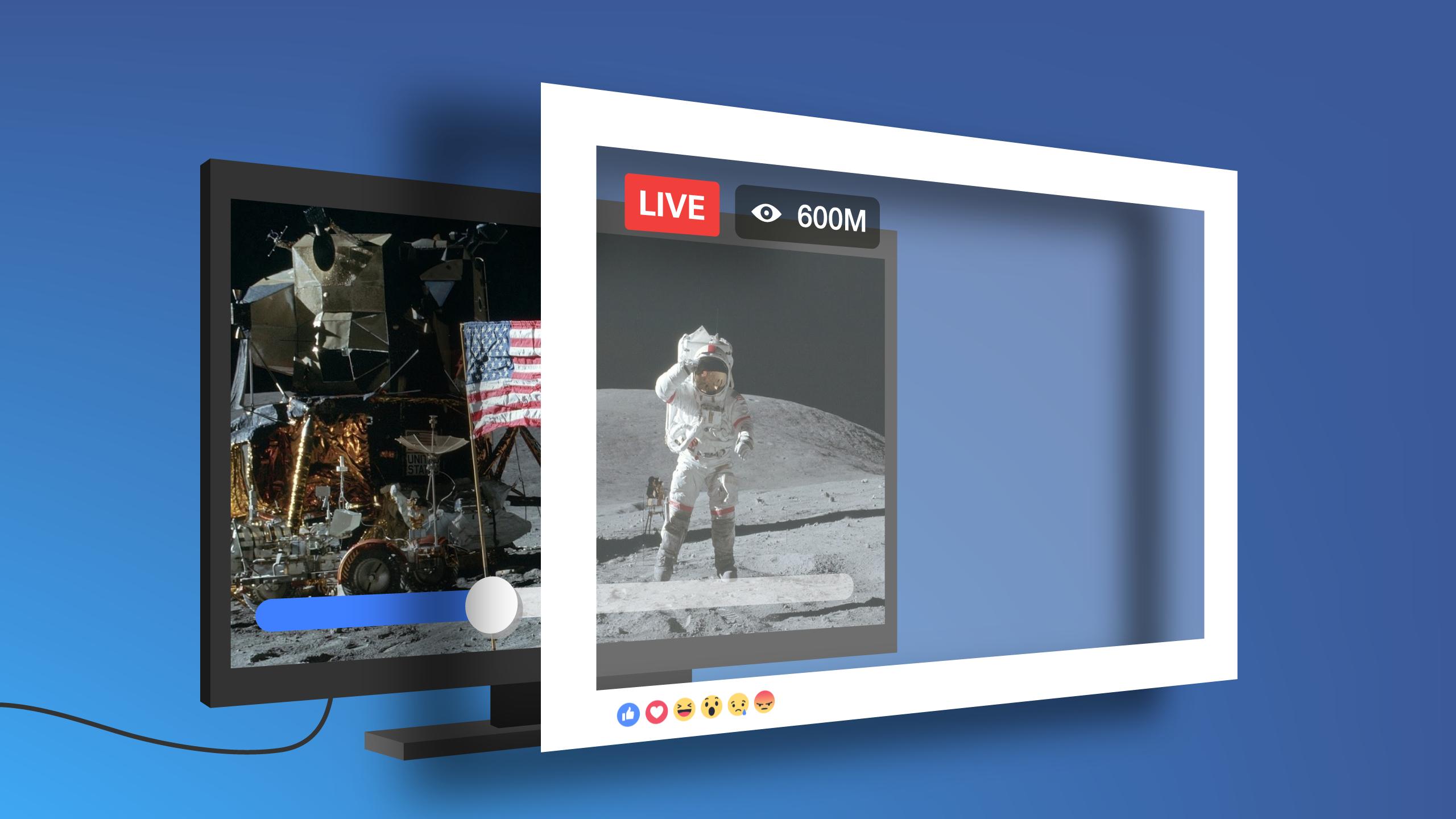Facebook Live: arriva la condivisione dello schermo durante le dirette dalla versione Desktop