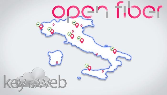 Fibra Ottica Italia: Open Fiber pensa in grande, investimenti anche nelle aree con sola FTTC