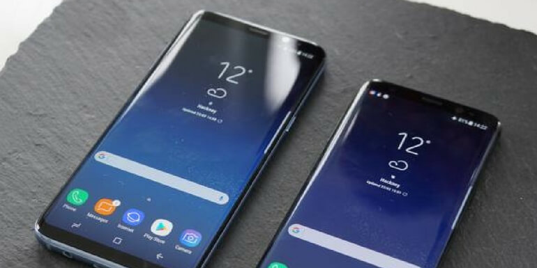 Galaxy S8 e S8+: disponibile in Italia l'update per le patch di ottobre 2017