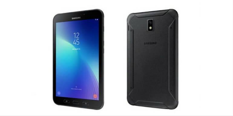 Samsung Galaxy Tab Active 2 annunciato in Olanda ad un prezzo di 500€