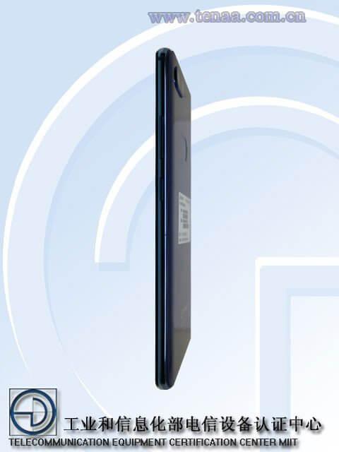 Gionee S11S certificato dal TENAA con 6GB di RAM