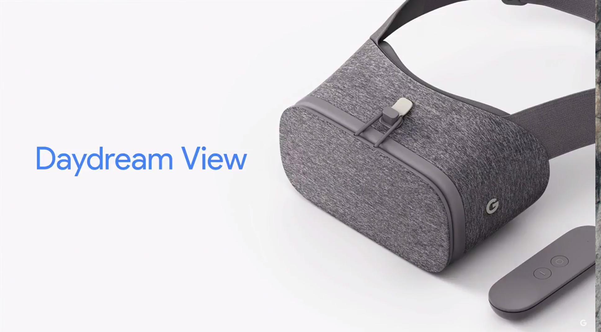Registrati alla lista d'attesa per Google Daydream View sullo Store