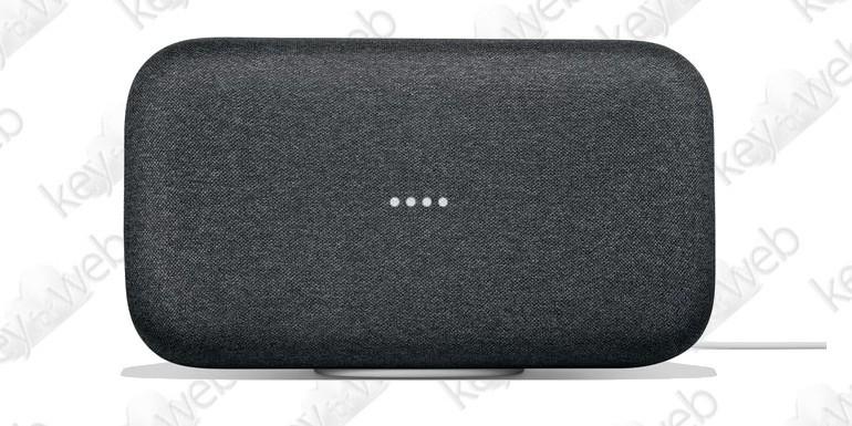 Google Home Max, lo speaker dedicato agli audiofili più esigenti