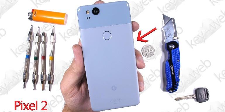 """Google Pixel 2 subisce il """"test della tortura"""""""