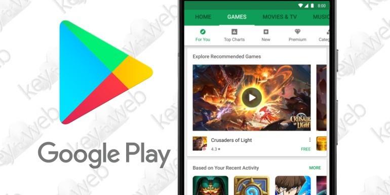Google Play ti consente provare le applicazioni Android prima di installarle
