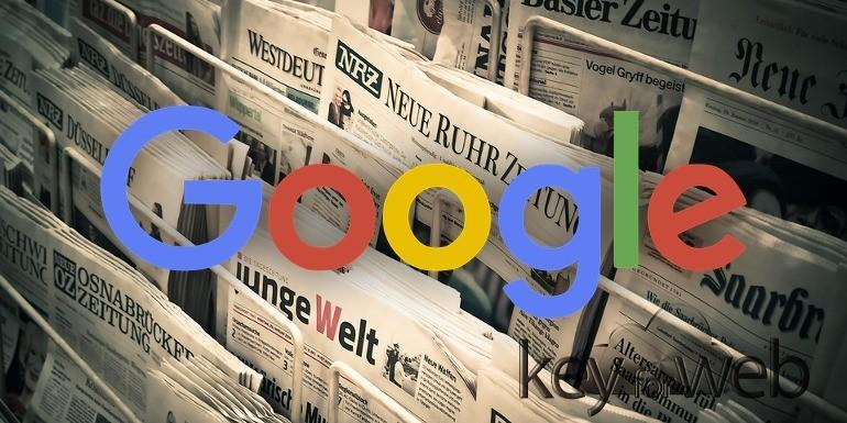 Google come Facebook: incentiva la vendita degli abbonamenti ai giornali online