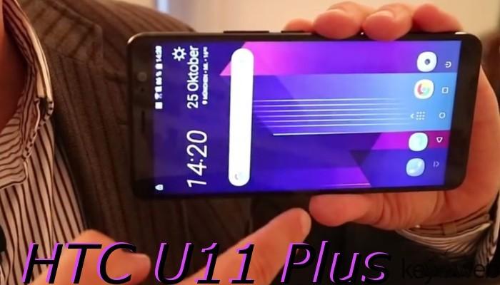 HTC U11 Plus e U11 Life in anteprima video assoluta