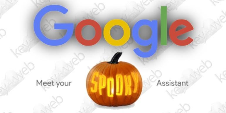 Halloween 2017: Google Assistant fornirà risposte spaventose