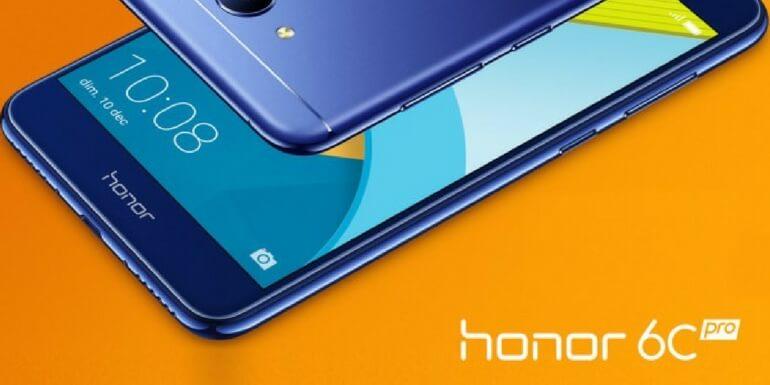 Honor 6C Pro è ufficiale: display da 5 pollici HD e Snapdragon 450
